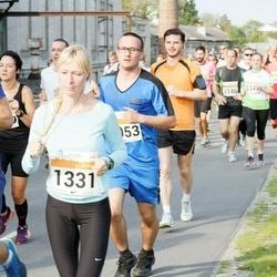 SEB Tallinna Maratoni Sügisjooks (10 km) - Birgit Haasmaa (1331)