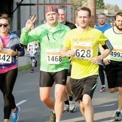 SEB Tallinna Maratoni Sügisjooks (10 km) - Janno Jõggis (628), Birgit Käsper (842), Andres Anvelt (1468), Kristjan Niiberg (4993)