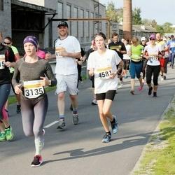 SEB Tallinna Maratoni Sügisjooks (10 km) - Liisi Nelis (3135), Cathy Saem (4581)