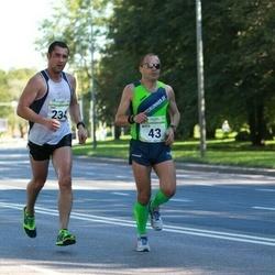 SEB Tallinna Maraton - Ahto Jakson (43), Aare Kutsar (234)