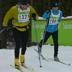 42. Tartu Maraton - Kaido Taal (1081), Andre Kull (1321)