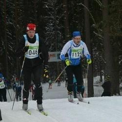 42. Tartu Maraton - Veiko Rääts (1046), Arno Pärna (1125)