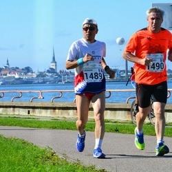 SEB Tallinna Maraton - Bernard Simmalavong (1489)