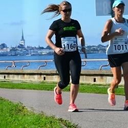SEB Tallinna Maraton - Anni Adamson (1160)