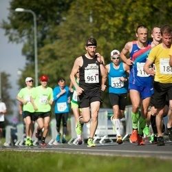 SEB Tallinna Maraton - Artemii Semenov (961)