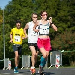 SEB Tallinna Maraton - Brit Rammul (93), Juha Sikanen (889), Mika Salmi (901)