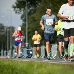 SEB Tallinna Maraton - Arkko Pakkas (1799)