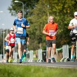 SEB Tallinna Maraton - Bernard Naudin (801), Kristo Leisalu (2094)