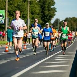 SEB Tallinna Maraton - Andero Sopp (245), Laura Maasik (276), Aleksandr Morjakov (591)