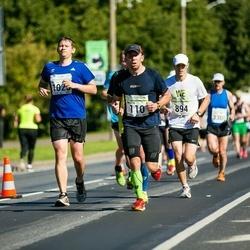 SEB Tallinna Maraton - Meelis Luiks (110), Marko Greenbaum (894), Ann Kathrin Sivle (1025)