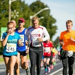 SEB Tallinna Maraton - Milena Suslova (145), Arttu Sadeharju (1480)
