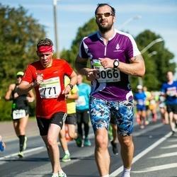 SEB Tallinna Maraton - Arto Kauhanen (771), Kim Truija (3066)