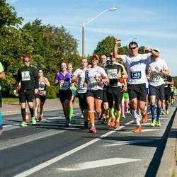 SEB Tallinna Maraton - Toomas Paas (795), Ronald Santos (1270), Raivo Sammel (1504), Henri Kruusel (1783), Merle Siimsen (1852), Liisa Kull (3651)