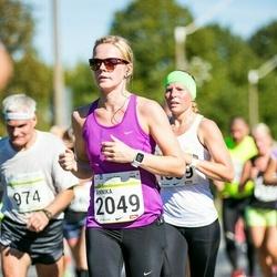 SEB Tallinna Maraton - Annika Kraaner (2049)
