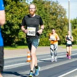 SEB Tallinna Maraton - Ari Flinkman (1940)