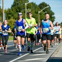 SEB Tallinna Maraton - Toomas Jürisoo (2576), Mikhail Pashchuk (3364), Artur Melkumjan (3540)