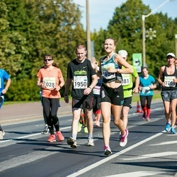 SEB Tallinna Maraton - Sandra Hainas (1950), Annika Veisson (2464)