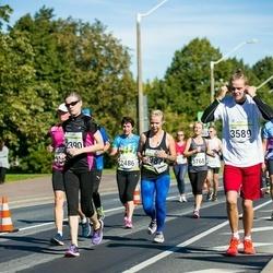 SEB Tallinna Maraton - Ada Ruttik (2390), Jaak Püss (3589)