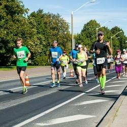 SEB Tallinna Maraton - Rene Ron Vest (1476), Artur Oja (3711)