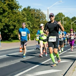 SEB Tallinna Maraton - Jari Miettinen (1286), Artur Oja (3711)