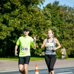 SEB Tallinna Maraton - Melissa Tuuling (2529), Ander Avila (2530)