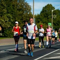 SEB Tallinna Maraton - Kedi Välba (2147), Janek Aedmäe (3234)