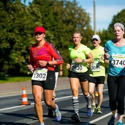 SEB Tallinna Maraton - Anna Mikhaylova (1302), Kairi Marie Riigor (2830), Sascha Brodie (3740)