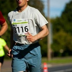 SEB Tallinna Maraton - Alex Naaber (3116)