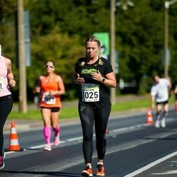 SEB Tallinna Maraton - Ann Kathrin Sivle (1025)