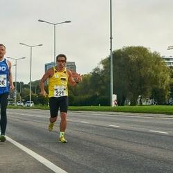 SEB Tallinna Maraton - Meelis Koskaru (100), André Abner (221)