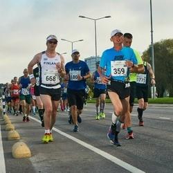 SEB Tallinna Maraton - Eik Eller (359), Ari Kilpinen (668)