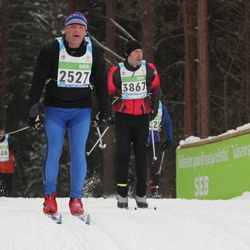 42. Tartu Maraton - Eilert Engström (2527), Andry Pärnpuu (3867)