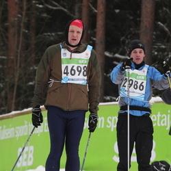 42. Tartu Maraton - Ando Reila (2986), Martins Blanks (4698)