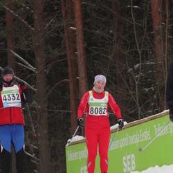 42. Tartu Maraton - Marek Kuus (4332), Brita Liivamaa (8082)