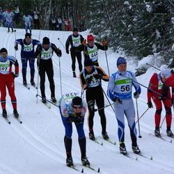 42. Tartu Maraton - Kaarel Toss (56), Aivar Käesel (244), Tarmo Selde (444), Remigijus Masilionis (597)