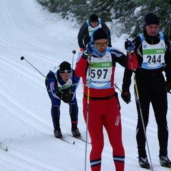 42. Tartu Maraton - Aivar Käesel (244), Remigijus Masilionis (597)