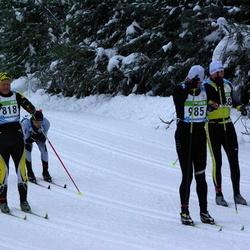 42. Tartu Maraton - Ain Inno (818), Ondrej Zummer (985)