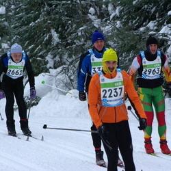 42. Tartu Maraton - Lembit Nöps (2662), Agnius Ciapas (2963)