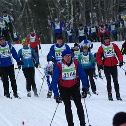 42. Tartu Maraton - Andrus Kompus (2896), Mart Aimsalu (3546), Bruno Born (4166), Kaimar Karm (5882)