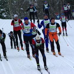 42. Tartu Maraton - Anatoli Stõkailo (2193), Janno Toming (2862)