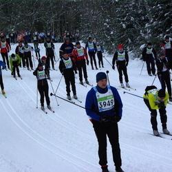42. Tartu Maraton - Ado Pihl (3432), Lea Avango (3856), Ahto Ereline (3949)