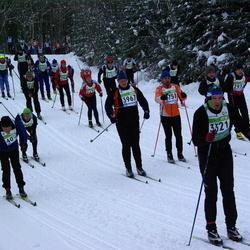 42. Tartu Maraton - Ando Jukk (3321), Kalle Kõlli (3967)
