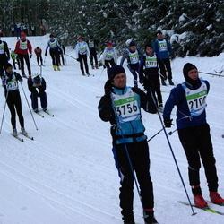 42. Tartu Maraton - Adam Illingworth (2517), Raivo Sonn (3756), Arno Peever (6321)