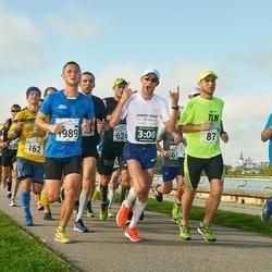 SEB Tallinna Maraton - Tarass Snitsarenko (87), Aaro Kuivalainen (940), Deniss Košelev (1989)