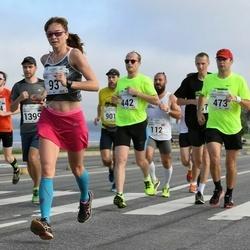 SEB Tallinna Maraton - Brit Rammul (93), Ott Alver (442)