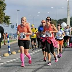 SEB Tallinna Maraton - Nelli Nilson (2158), Anneliis Vallimäe (2271)