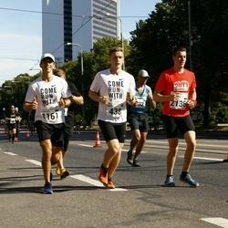 SEB Tallinna Maraton - Marten Lauri (438), Stanislav Štõkov (1161), Andre Petraudze (2136)