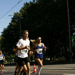SEB Tallinna Maraton - Bret Schär (766), Lauri Sarikas (1996)