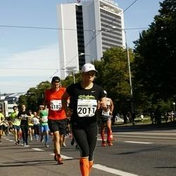 SEB Tallinna Maraton - Annemari Muru (2011)