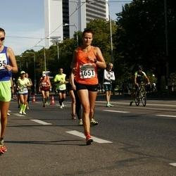 SEB Tallinna Maraton - Annika Remmer (1651)
